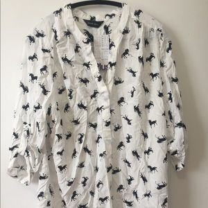 Tops - Nwt long sleeve top (2 for $20)